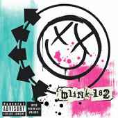blink-182 album self-titled eponym