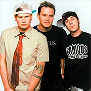 "blink-182 - blink182 and ""The Simpsons""..."