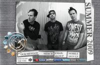 Plus 44 - News - Blink 182 is back